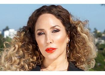 Los Angeles makeup artist Kimberley Bosso
