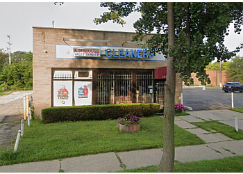 Detroit dry cleaner Kimbrough Cleaners