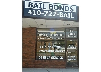 Baltimore bail bond Kimmelman Shuman Bail Bonds