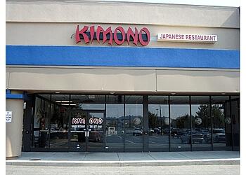 Winston Salem japanese restaurant Kimono