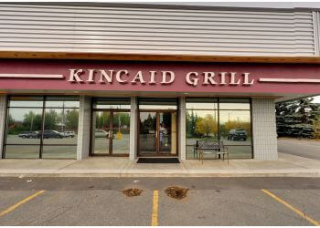 Anchorage seafood restaurant Kincaid Grill