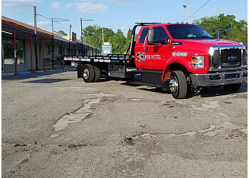 Birmingham towing company King Boyz Towing
