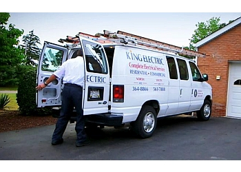 Pittsburgh electrician King Electric Service