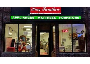 Elizabeth furniture store King Furniture