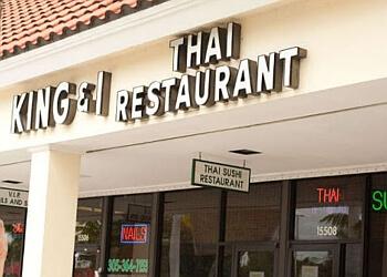 Hialeah thai restaurant King & I Thai Restaurant