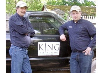 Springfield pest control company King Pest Control