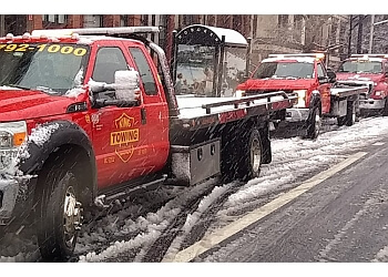 Jersey City towing company KING TOWING