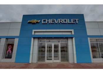 Chicago car dealership Kingdom Chevrolet