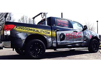 Indianapolis roofing contractor Kingdom Roofing Systems