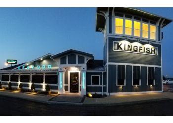 Akron seafood restaurant Kingfish