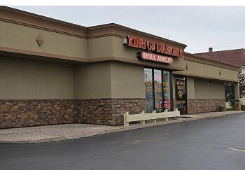 Buffalo jewelry King of Diamonds