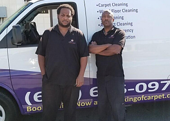Columbus carpet cleaner King of Kings Carpet Cleaning