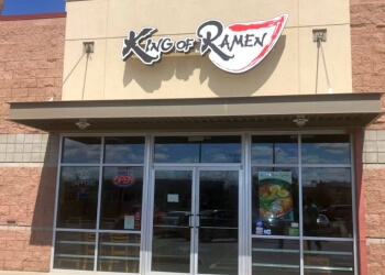Spokane japanese restaurant King of Ramen
