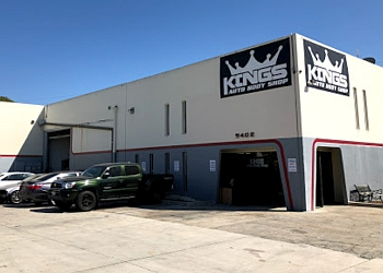 Huntington Beach auto body shop Kings Auto Body Shop
