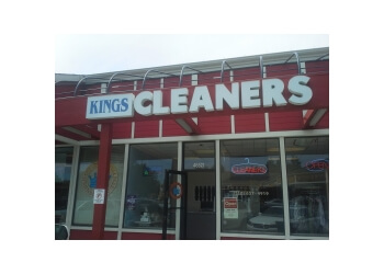 Fremont dry cleaner King's Cleaners
