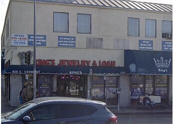 Los Angeles pawn shop King's Jewelry & Loan