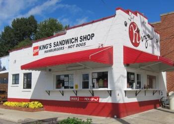 Durham sandwich shop King's Sandwich Shop