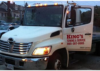 Knoxville towing company Kings Towing Service