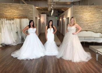 3 best bridal shops in walnut creek ca threebestrated for Wedding dresses walnut creek ca