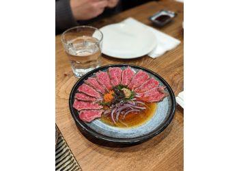 Berkeley japanese restaurant Kiraku