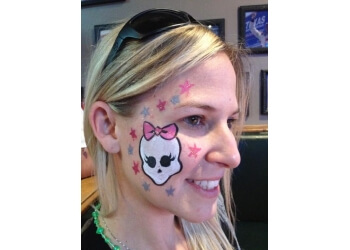Scottsdale face painting Kisses N Hugs Face Painting