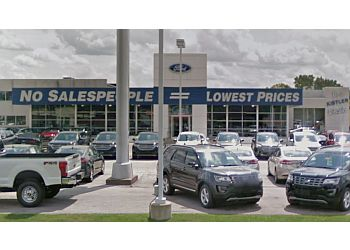 Toledo car dealership KISTLER FORD SALES INC.