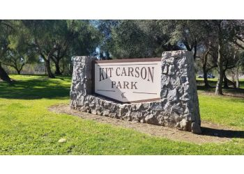 Escondido public park Kit Carson Park