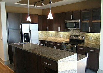 Grand Prairie custom cabinet Kitchen Cabinets, Inc.