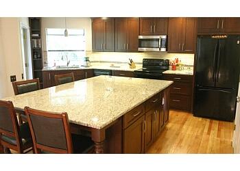 Columbus custom cabinet Kitchen Tune-Up