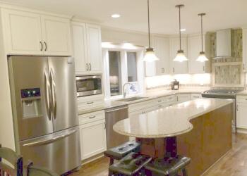 Rochester custom cabinet Kitchens Plus