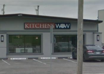 Wichita custom cabinet Kitchens Wow Inc.