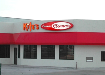 Fort Worth dry cleaner Kite's Custom Cleaners