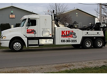 Naperville towing company Kit's Towing