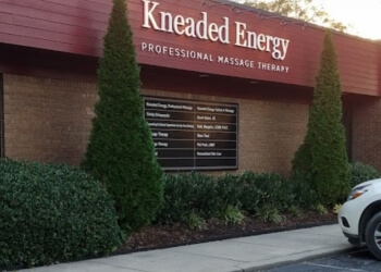 Greensboro massage therapy Kneaded Energy
