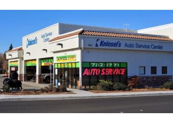 Roseville car repair shop Kniesel's Auto Service Centers