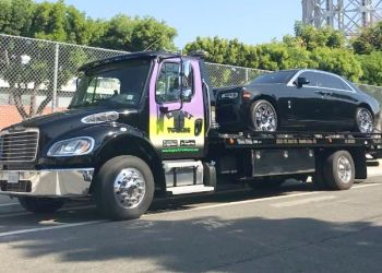 Santa Ana towing company KNIGHT TOWING