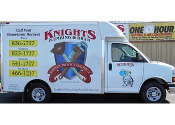 Modesto plumber Knights Plumbing & Drain