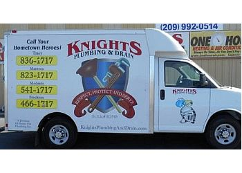 Stockton plumber Knights Plumbing & Drain
