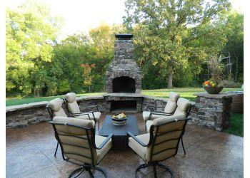 Springfield landscaping company Knob Hill Landscape Company