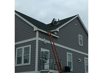Hartford roofing contractor Knockout Roofing and Home Improvement, LLC