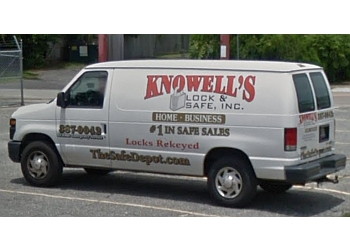 Jacksonville locksmith Knowell's Lock & Safe, Inc.