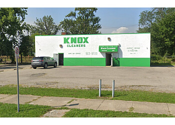 Detroit dry cleaner Knox Cleaners
