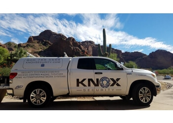 Scottsdale security system Knox Security