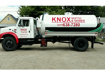 Indianapolis septic tank service Knox Septic & sewer Services