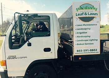 Knoxville lawn care service Knoxville Leaf & Lawn