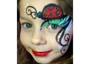 Knoxville face painting Knoxville Party Magic