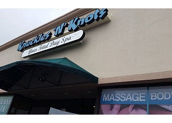 Virginia Beach massage therapy Knuckles-N-Knots Massage