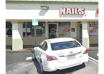 Hollywood nail salon Ko Ko Nail Spa