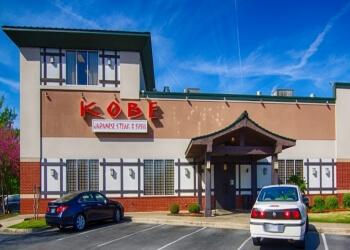 Little Rock japanese restaurant Kobe Japanese Steakhouse