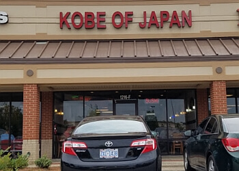 Greensboro japanese restaurant Kobe of Japan
